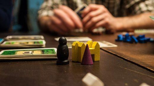 Naseljenci otoka Catan je družabna igra